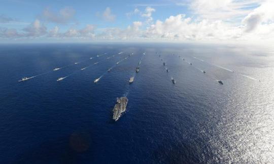 Việt Nam sẽ tham gia cuộc tập trận hàng hải lớn nhất thế giới - 1