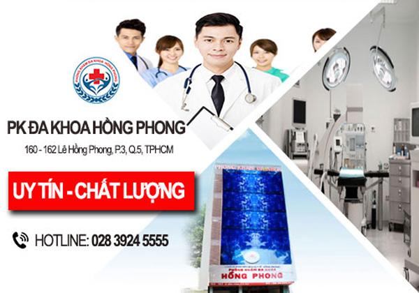 Chất lượng khám dịch vụ tại phòng khám đa khoa Hồng Phong - 1