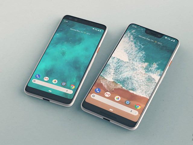 Pixel 3 XL sẽ sử dụng màn hình OLED do LG sản xuất