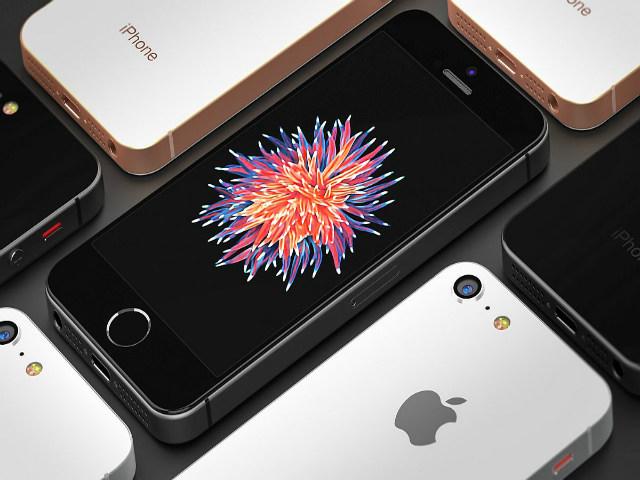 Không cần tai thỏ, iPhone SE 2 nắp lưng kính vẫn đẹp siêu lòng