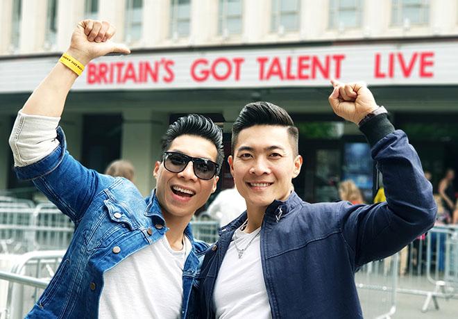 Quốc Cơ, Quốc Nghiệp gặp áp lực trước đêm bán kết Britain's Got Talent 2018 - 1