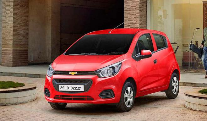 Bảng giá xe Chevrolet Việt Nam cập nhật tháng 6/2018 - 1