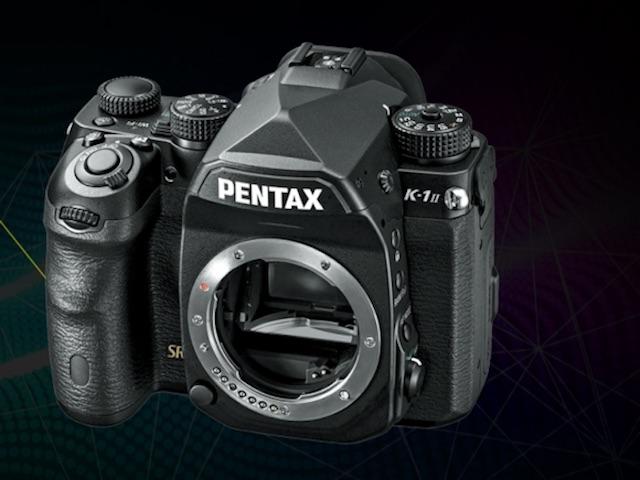 Chiếc máy ảnh DSLR này có khả năng chống rung tốt chưa từng có