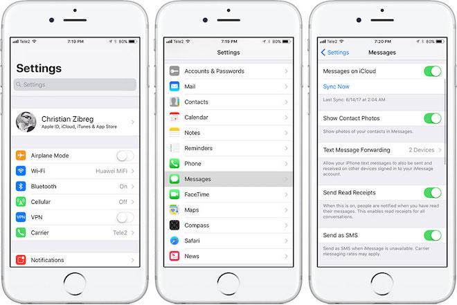 """""""Vũ khí bí mật"""" nào được Apple găm trong iOS 11.4? - 1"""