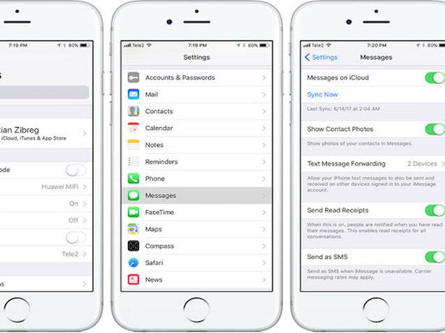 """""""Vũ khí bí mật"""" nào được Apple găm trong iOS 11.4?"""