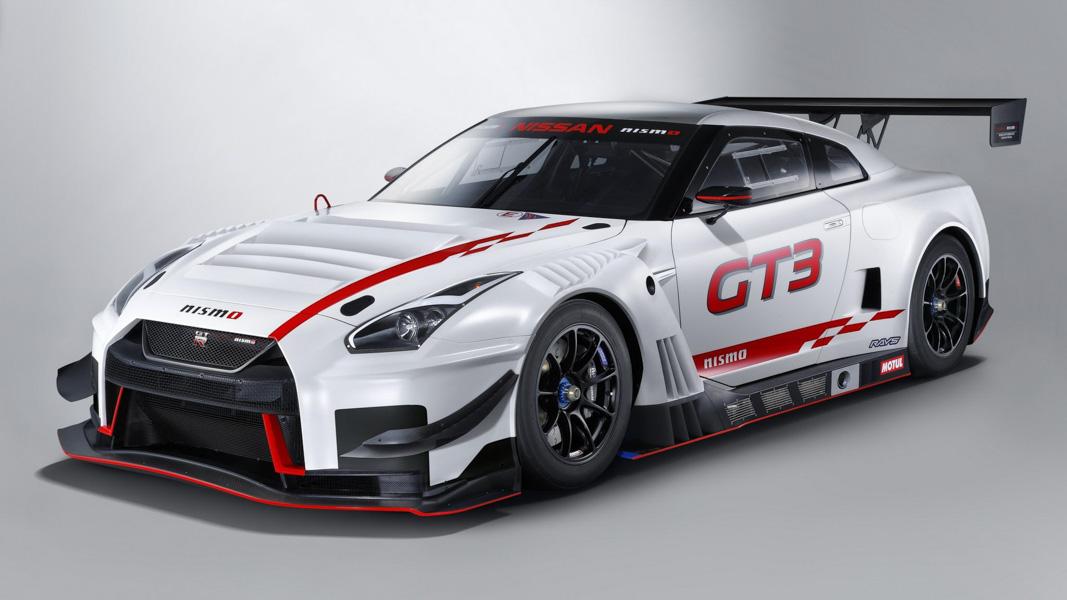 Nissan giới thiệu siêu xe đua đỉnh cao G-TR Nismo GT3 2018 - 1