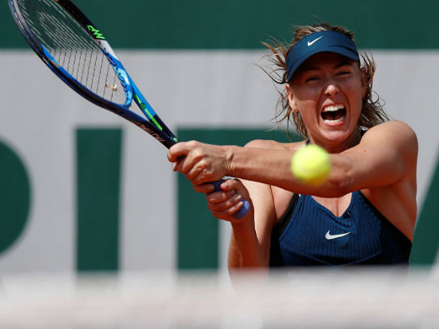 Sharapova - Pliskova: Sắc đẹp ngàn cân, lật nhào ngoạn mục (V3 Roland Garros)