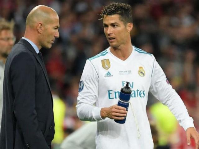 Nghi án Zidane bị ép ra đi: Phe Ronaldo tan rã, tháo chạy khỏi Real