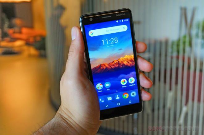 Trên tay smartphone Nokia 3.1 giá 3,6 triệu đồng - 1