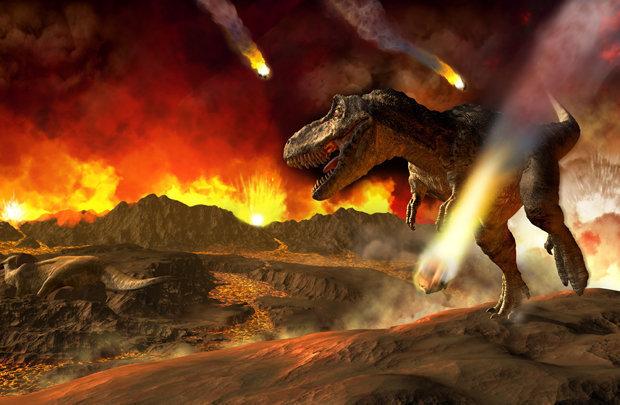 Thiên thạch xoá sổ khủng long khiến Trái đất nóng lên suốt 100.000 năm - 1