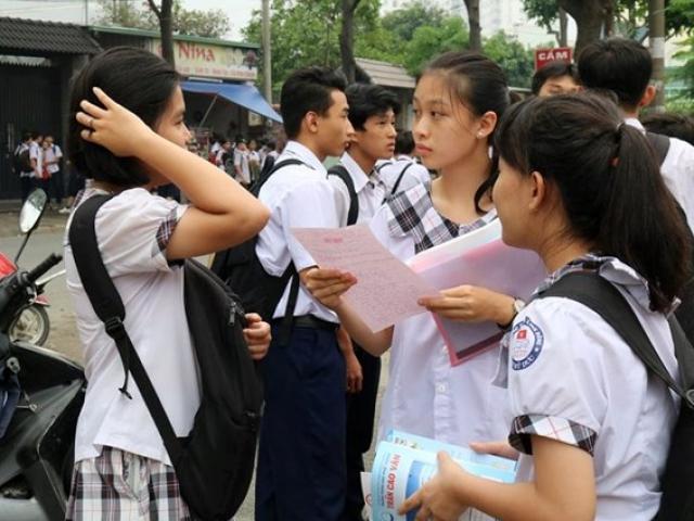Hướng dẫn giải chi tiết Môn Toán thi vào 10 TPHCM