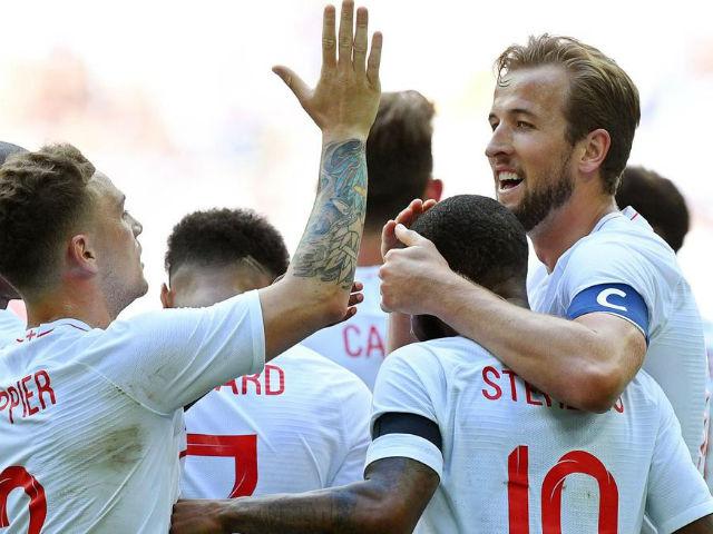 """""""Sư tử"""" Anh gầm vang: Harry Kane lớn tiếng """"dọa"""" cả World Cup"""