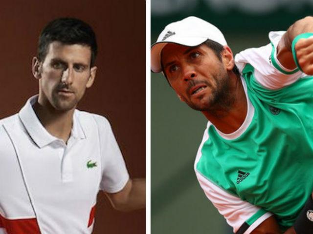 """Cập nhật Roland Garros ngày 8: Đụng """"gừng già"""", Djokovic nơm nớp lo"""