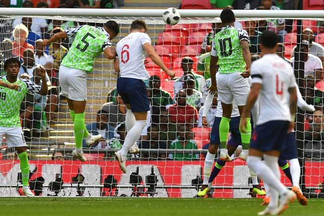 """Anh - Nigeria: """"Hổ báo"""" hiệp 1, sợ hãi hiệp 2 - 1"""