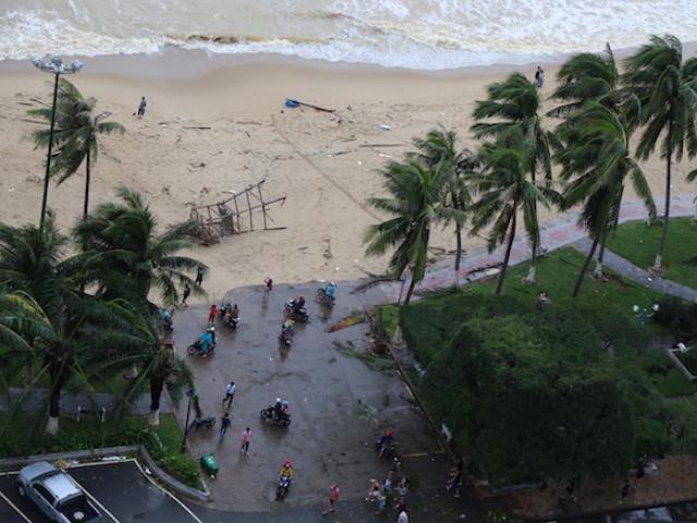 Năm 2018, Biển Đông có phải hứng bão kỷ lục như năm 2017?