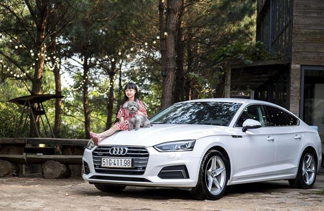 Bảng giá xe Audi Việt Nam cập nhật tháng 6/2018 - 1