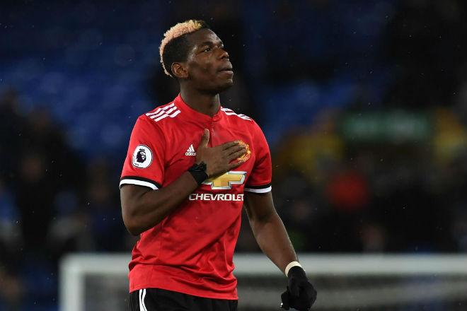 """MU chọn """"Quỷ đầu đàn"""": Mourinho đợi Pogba vô địch World Cup 2018 - 1"""