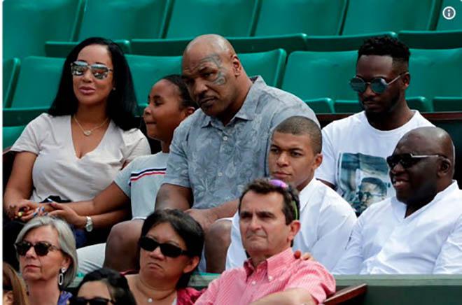 Tin thể thao HOT 4/6: Mbappe gặp Tyson ở Roland Garros - 1