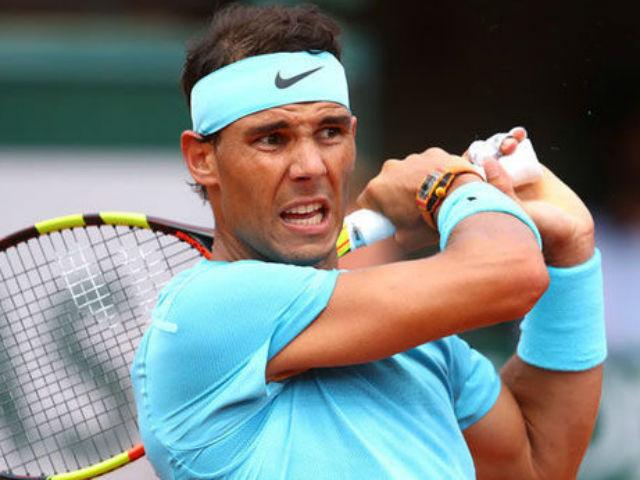 """Nadal - Marterer: Bùng nổ 2 game, """"xì hơi"""" chóng vánh (V4 Roland Garros)"""