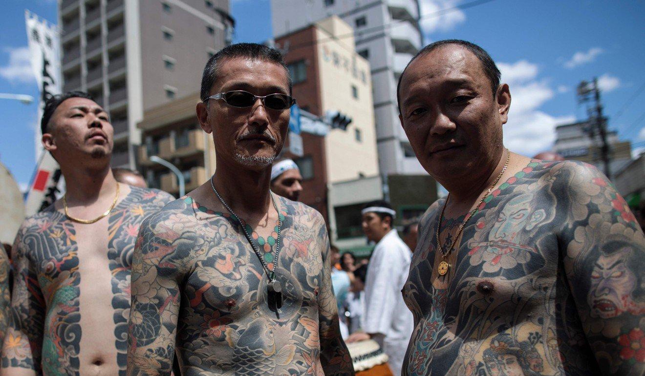 Ngày tàn của băng đảng xã hội đen Nhật Bản - 1