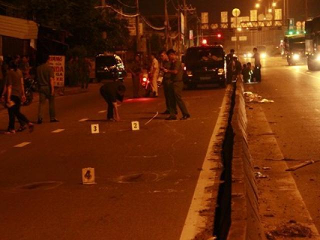 """Thanh niên trúng đạn khi gặp đoàn """"đi bão"""": Người nổ súng là trung tá công an"""
