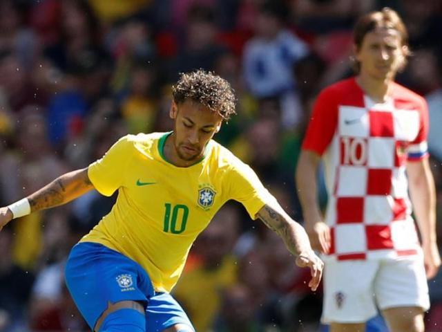 Neymar tỏa sáng sát World Cup, sao Real gạ gẫm sớm sát cánh Ronaldo