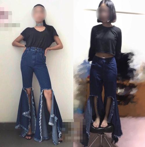 Đặt mua quần lành lặn, nữ sinh sốc nặng khi nhận về sản phẩm rách te tua - 1