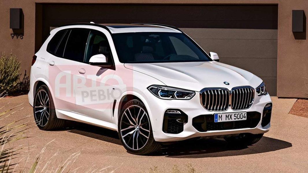 BMW X5 thế hệ mới rò rỉ hình ảnh trước ngày ra mắt - 1