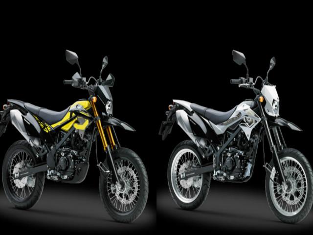 2018 Kawasaki D-Tracker lên kệ, rẻ hơn ở Việt Nam 25 triệu đồng