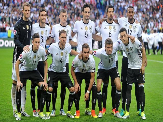 """""""Đại ca"""" tranh vàng World Cup - Đức: Lời nguyền 56 năm, đỉnh cao vẫy gọi"""
