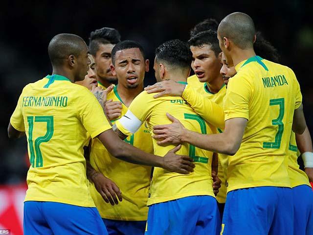 """""""Ông trùm"""" khét tiếng World Cup: Brazil loạn thủ lĩnh, Neymar chỉ là """"đàn em"""""""