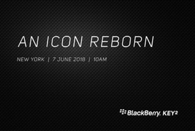 """BlackBerry chốt thời điểm """"trình làng"""" BlackBerry Key 2 - 1"""