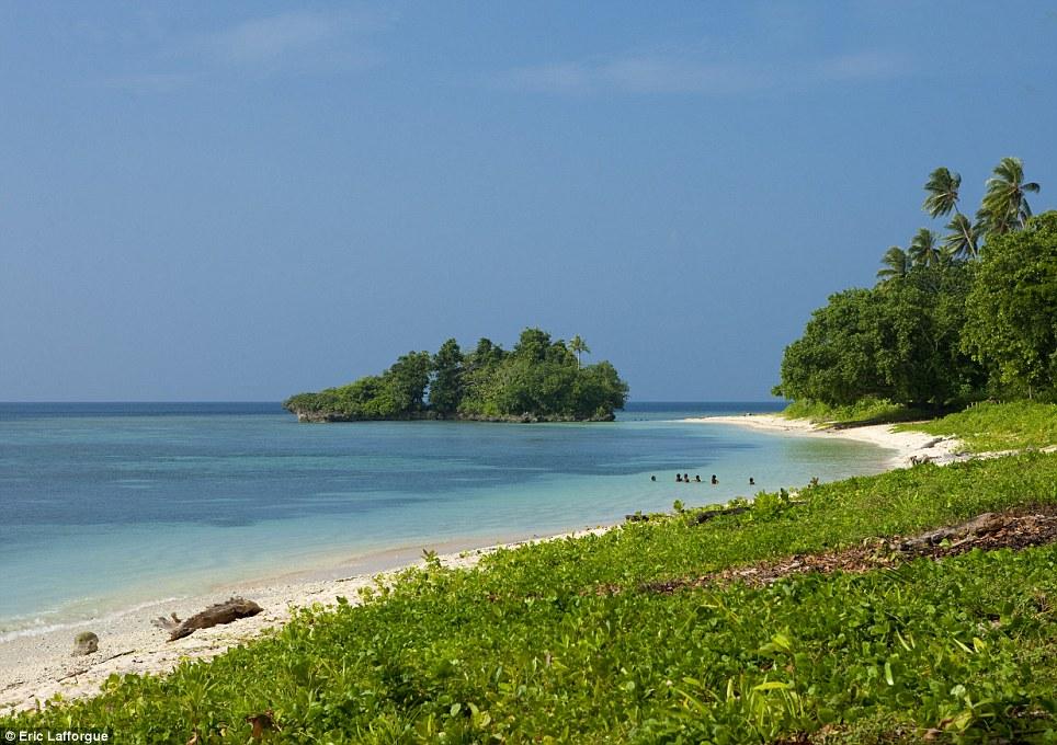 Hòn đảo nơi trinh tiết không có giá trị - 1