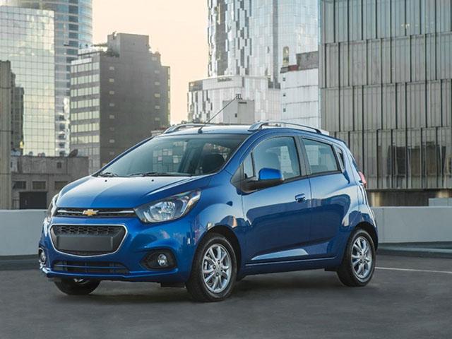 """Chevrolet Việt Nam giảm giá """"cực khủng"""" cho khách hàng mua xe kinh doanh Grab"""