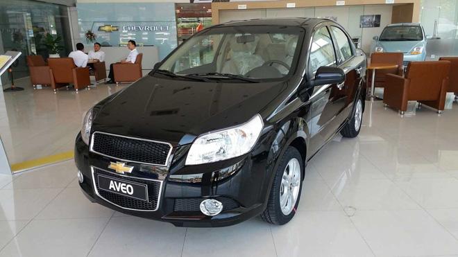 """Chevrolet Việt Nam giảm giá """"cực khủng"""" cho khách hàng mua xe kinh doanh Grab - 1"""