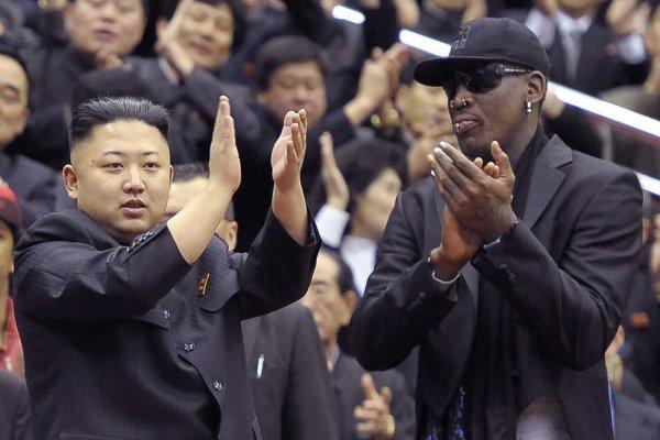 """Tiết lộ người """"sánh vai"""" cùng Kim Jong-un gặp Trump ở Singapore - 1"""