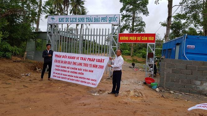 """Kiểm tra doanh nghiệp """"ngăn sông, cấm biển"""" ở Phú Quốc - 1"""