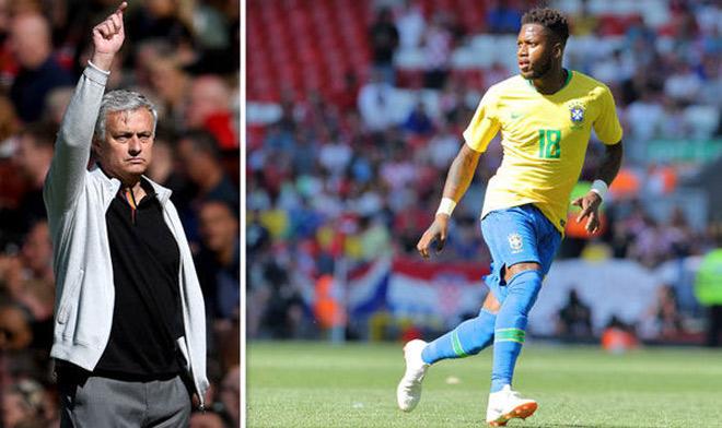 """MU có """"siêu máy quét"""" Fred 52 triệu bảng: Đua tiền với Man City - 1"""