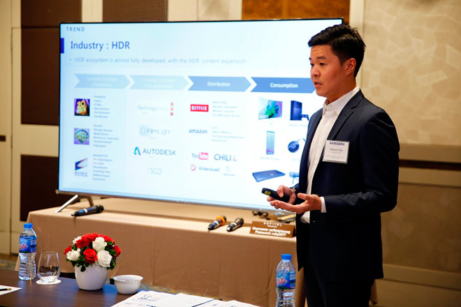 QLED sẽ là tương lai của ngành công nghệ truyền hình - 1