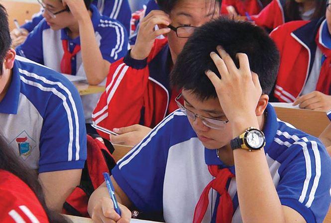Thi vào lớp 10 Hà Nội: Căng thẳng trước giờ G - 1