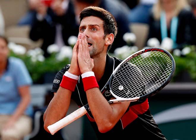 Tồi tệ Djokovic: Bỏ lỡ nửa tá cơ hội, vụt dễ dàng vẫn... hỏng - 1