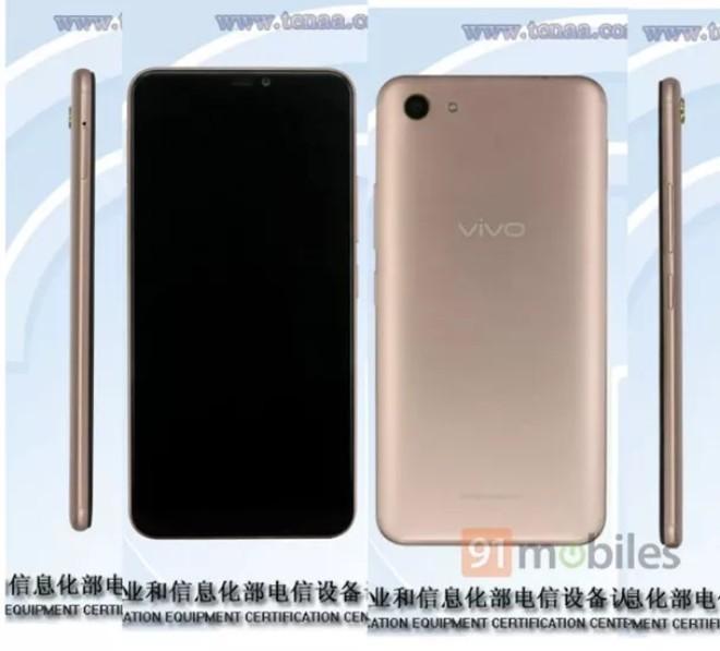 Bộ ba smartphone tầm trung Vivo lộ diện trên phép thử TENAA - 1