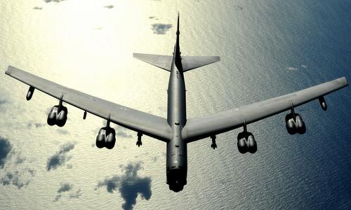 Phản ứng của Trung Quốc khi B-52 Mỹ bay gần Trường Sa - 1