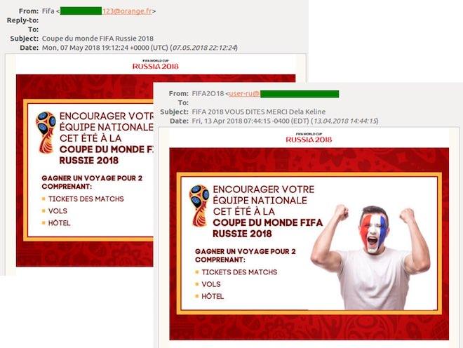 Trò lừa đảo bán vé xem World Cup 2018 đắt gấp 10 lần qua internet - 1