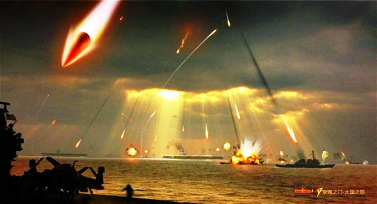 Kịch bản chiến tranh Mỹ-Trung khốc liệt vào năm 2030 - 1
