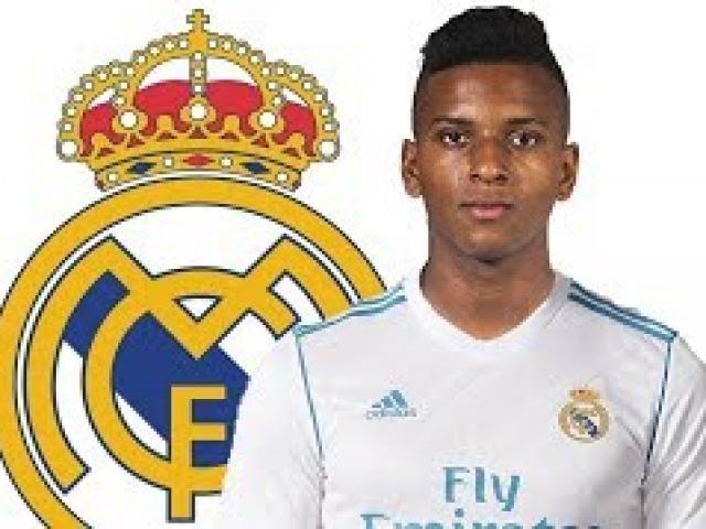 """Ngoạn mục Real: Bạo chi 52 triệu euro, vượt Barca sở hữu """"Neymar mới"""""""