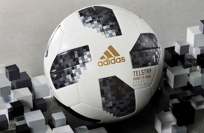 Quả bóng sử dụng cho World Cup 2018 có công nghệ gì đặc biệt?