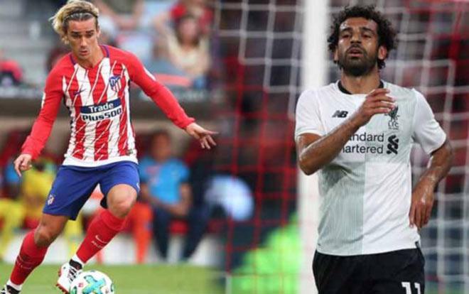Barca gây sốc với Salah 200 triệu bảng: Messi giận dữ đòi Griezmann - 1