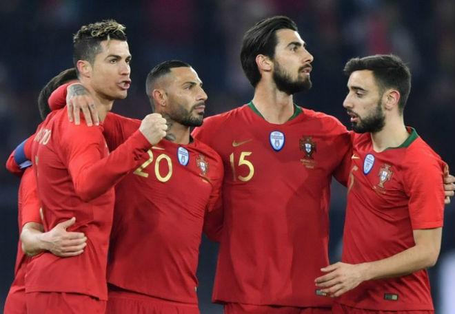 Bồ Đào Nha – Algeria: Ronaldo tái xuất, vua châu Âu xả giận - 1