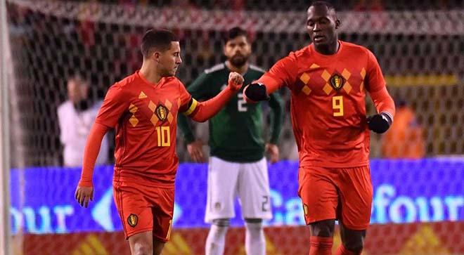 Bỉ - Ai Cập: Không Salah, tam sao Ngoại hạng sáng chói - 1
